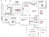 Large One Story Home Plan One Story 5 Bedroom House Plans On Any Websites