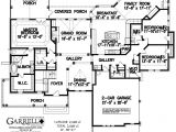 Large One Story Ranch House Plans Big Mountain Lodge B House Plan House Plans by Garrell