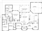 Large One Story Ranch House Plans Large Ranch Home Plans Smalltowndjs Com