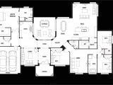 Large Ranch Style Home Floor Plans Floor Plan Friday Innovative Ranch Style Home