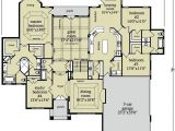 Large Ranch Style Home Floor Plans Large Ranch Home Plans Smalltowndjs Com