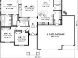 Large Ranch Style Home Floor Plans Ranch House Plans Big Garage Home Deco Plans