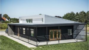 Large Shipping Container Home Plans Large Shipping Container Home Plans with Black and Grey