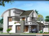 Latest Home Plans House Plan and Elevation for A 4bhk House 2000 Sq Ft