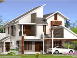 Latest Home Plans New Modern House Plan Kerala Home Design and Floor Plans