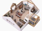 Layout Plans for Homes 4 Stylish Homes with Slanted Ceilings