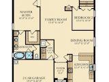 Lennar Homes Floor Plans Capri New Home Plan In Bella Vida Executive Homes by Lennar