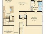 Lennar Homes Floor Plans Houston Emory New Home Plan In Imperial Oaks Brookstone