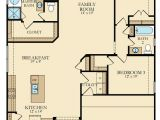 Lennar Homes Floor Plans Houston Lantana New Home Plan In Mccrary Meadows Wildflower