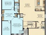 Lennar Homes Floor Plans Liberation New Home Plan In Gran Paradiso Manor Homes by