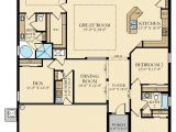 Lennar Homes Floor Plans the Princeton New Home Plan In Gran Paradiso Manor Homes