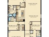 Lennar Homes Floor Plans Trevi New Home Plan In Gran Paradiso Executive Homes by