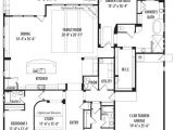 Lewis Homes Floor Plans Prosperity Floor Plan by Tw Lewis Victory at Verrado