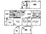 Liberty Mobile Homes Floor Plans Manufactured Home Floor Plan 2008 Clayton southern Star