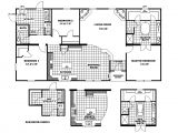 Liberty Mobile Homes Floor Plans Manufactured Home Floor Plan 2009 Clayton southern Star
