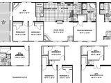 Liberty Mobile Homes Floor Plans Manufactured Home Floor Plan Clayton Rio Vista Liberty