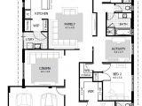 Lifeforms Homes Floor Plans 4 Bedroom House Floor Plan Architectural Designs