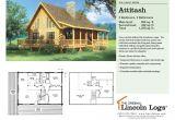 Lincoln Log Homes Floor Plans Log Home Floorplan attitash the original Lincoln Logs