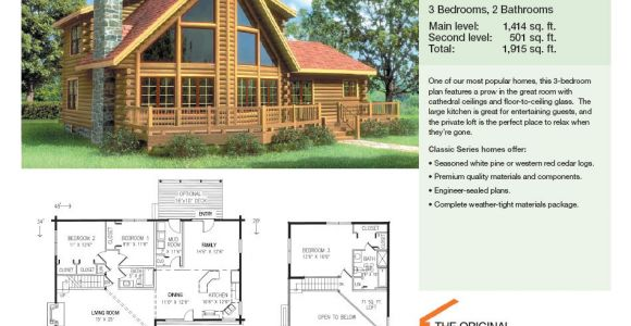 Lincoln Log Homes Floor Plans Log Home Floorplan Bristol Iii the original Lincoln Logs
