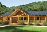 Lincoln Log Homes Plans Swan Valley Log Home Plan by the original Lincoln Logs