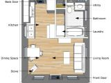 Little Homes Plans Tumbleweed Tiny House Interior the Pioneer S Cabin 16