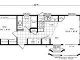 Little House On the Trailer Plans Caretaker Cottage 11 4 33 4 1 Bed 1 Bath 378 Sq Ft