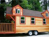 Little House On the Trailer Plans Tiny House On Wheels Plans and Cost for Build Your Own