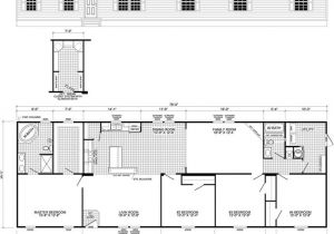 Live Oak Mobile Homes Floor Plans Live Oak Homes Floor Plans