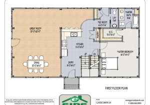 Living Concepts Home Plans Barn House Open Floor Plans Example Of Open Concept Barn