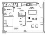 Loft Home Floor Plans Floor Plan 1h Junior House Lofts