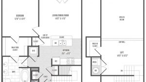 Loft Home Floor Plans New One Bedroom House Plans Loft New Home Plans Design