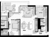 Loft Home Plans Open Floor Plans with Loft Modern Loft Floor Plans House