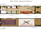 Loft Home Plans Tiny House Plans with Loft Tiny Loft House Floor Plans