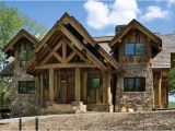 Log and Stone Home Floor Plans Log Cabin Stone House Plans