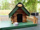 Log Cabin Dog House Plans 40 Terrific Diy Dog Houses for Fido