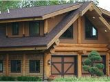 Log Cabin House Plans with Garage Log Home and Log Cabin Floor Plans Pioneer Log Homes Of Bc