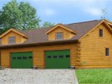 Log Cabin House Plans with Garage Log Home Plans with Garages Log Cabin Garage with