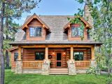Log Cabin House Plans with Photos Log Home Plans Architectural Designs