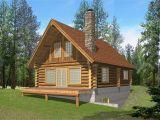 Log Cabin House Plans with Photos Log Home Plans with Loft Smalltowndjs Com