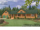 Log Cabin Ranch Home Plans Ranch Style Log Home Plans Ranch Floor Plans Log Homes