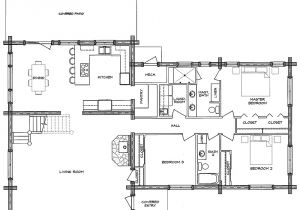 Log Home Floor Plan Log Home Open Floor Plans Factory Homes