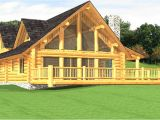 Log Home Floor Plans Canada Log Home Package Poirier Plans Designs