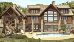 Log Home Floor Plans with Basement Log Home Floor Plans with Basement Cottage House Plans