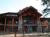 Log Home Floor Plans with Basement Rustic House Plans with Walkout Basement Log Home Floor