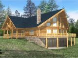 Log Home Floor Plans with Garage and Basement Log Cabin House Plans with Basement Log Cabin House Plans
