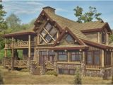 Log Home Floor Plans with Garage and Basement Log Home Floor Plans with Garage and Basement Cottage