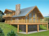 Log Home Floor Plans with Garage and Basement Log Home Plans with Basement Log Home Plans with Garages