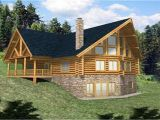 Log Home Floor Plans with Garage and Basement Log Home Plans with Walkout Basement Log Home Plans with