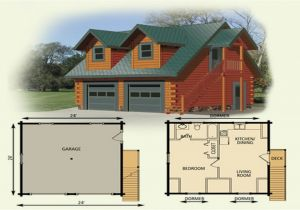 Log Home Floor Plans with Garage Cabin Floor Plans with Loft Log Cabin Floor Plans with