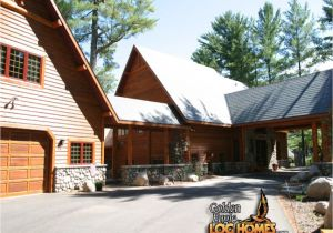 Log Home Floor Plans with Garage Log Cabin Homes with Breezeway Garage Log Homes Floor
